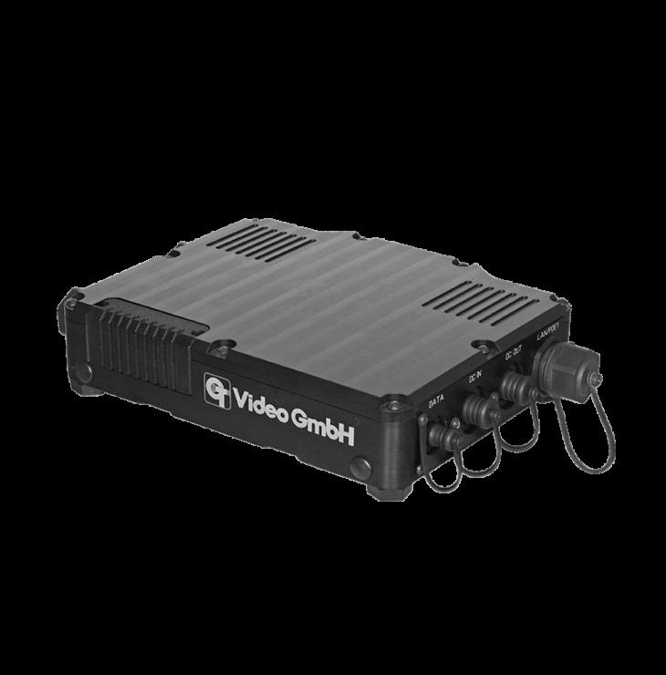 CT-Smart PoE Switch outdoor mini 4G/12V